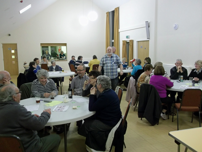 St Helen's Church Caerphilly Quiz Night