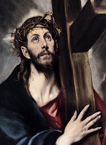 Christ Carrying the Cross, El Greco (1580)