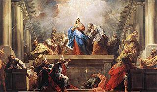 Pentecost Jean II Restout