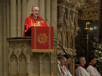 Archbishop George, Stack Archbishop of Cardiff