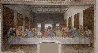 Last Supper, Da Vinci